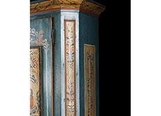 Detail images: Dielenschrank