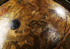 Detail images: Himmelsglobus