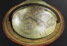 Detail images: Tischglobus