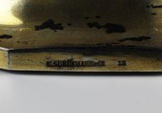 Detail images: Weinkaraffe in Kristallglas