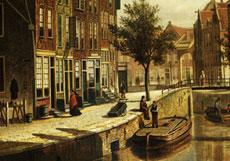 Detailabbildung: Willem Koekkoek, 1839 - 1890