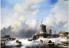 Detailabbildung: Jan Jacob Spohler, 1811 - 1866