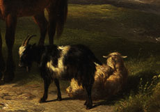 Detail images: Wouter Verschuur, 1812 - 1874