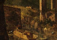 Detail images: Herman Saftleven, 1609 Rotterdam - 1685 Utrecht