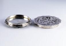 Detail images: Kleines Silberdöschen