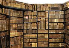 Detailabbildung: Großes Konvolut Bücher des 17. und 18. Jahrhunderts