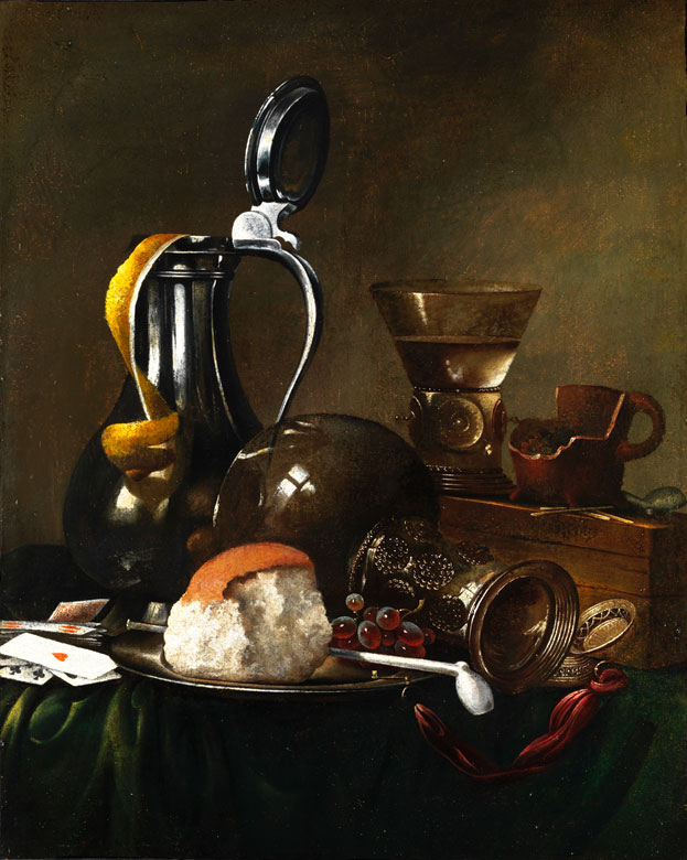 Willem Claesz Heda, 1594 Haarlem - 1680, zug./ Umkreis des