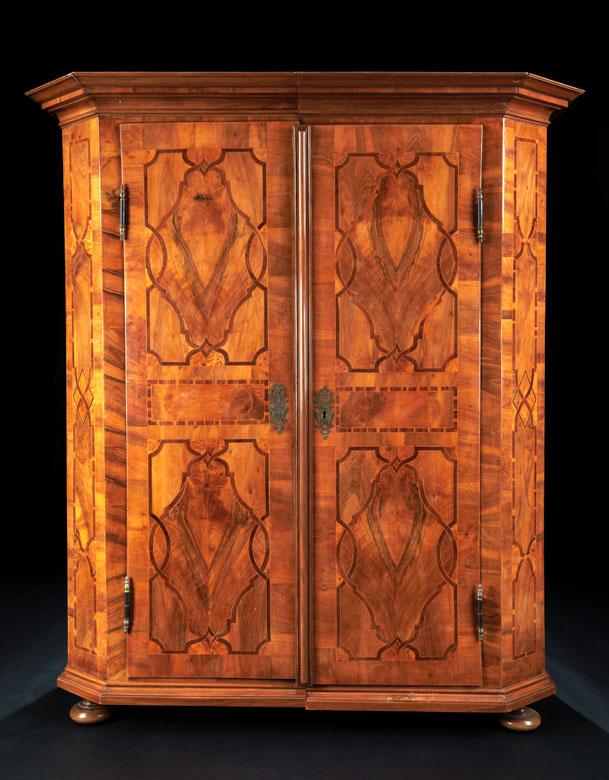 Schrank furniture late gothic schrank 1910 artist edwin for Schuhschrank rondell