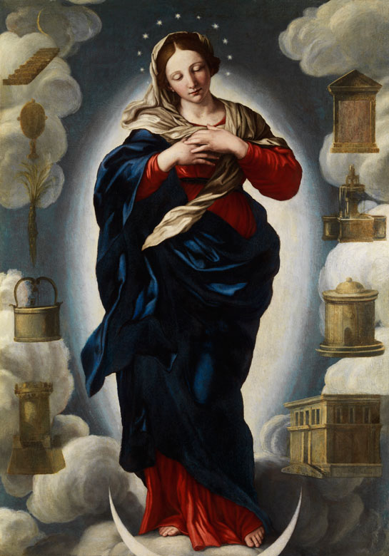 Giovanni Battista Salvi, Sassoferrato, 1609 - 1685