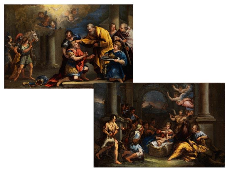 Mittelitalienischer Meister des 17. Jahrhunderts