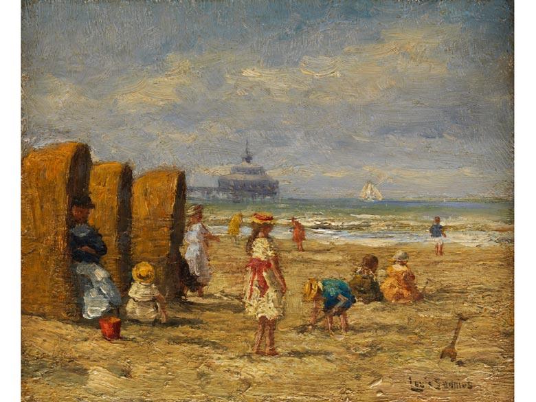 Louis Soonius, 1883 - 1956