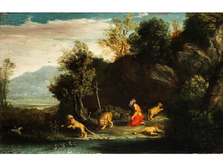 Pier Paolo Bonzi, Il Gobbo dei Carracci, ca. 1578 Rom - 1633 Rom