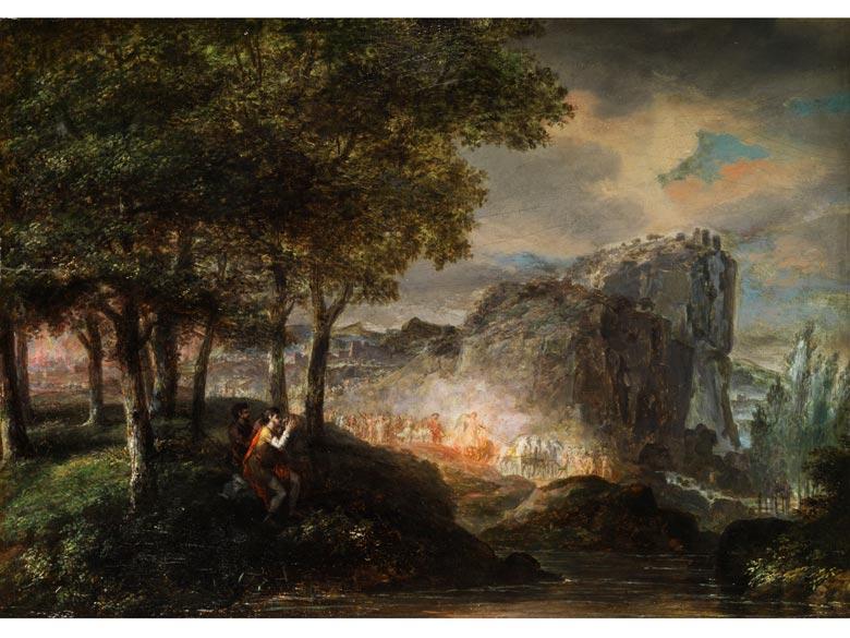 Jacques-Antoine Vallin, 1760 Paris - 1831