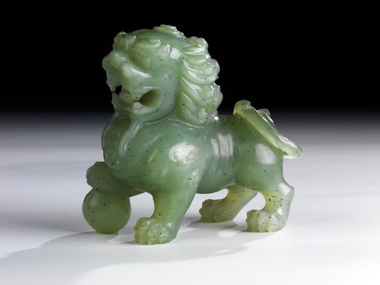 Jade-Figur