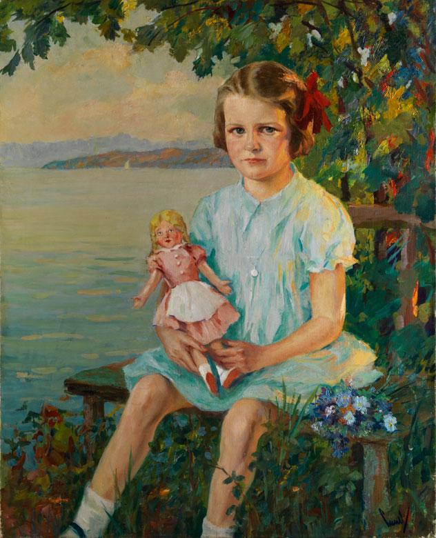 Edward Alfred Cucuel, 1875 San Francisco - 1954
