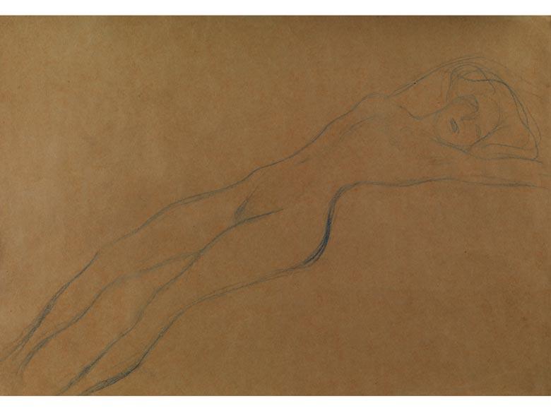 Gustav Klimt, 1862 Wien - 1918 ebenda