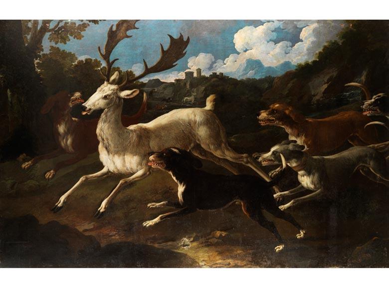 Maler des 18. Jahrhunderts, Rosa da Tivoli zuschreibbar