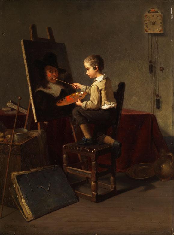 Pierre Joseph Toussaint, 1822 Brüssel - 1888