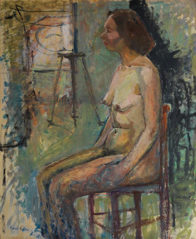 Harrie Kuyten, 1883 - 1952