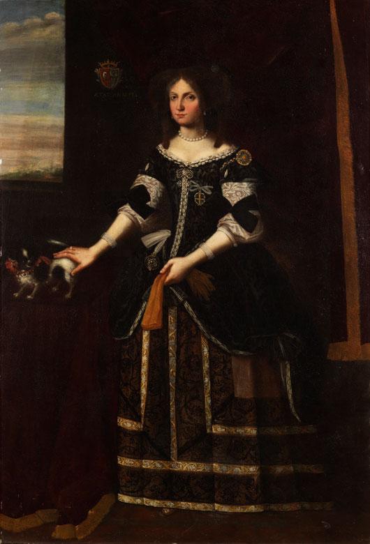 Hofmaler des 17. Jahrhunderts