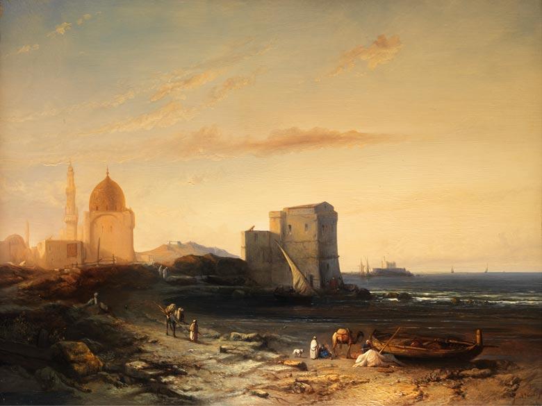 Jacob Jacobs, 1812 Antwerpen - 1879