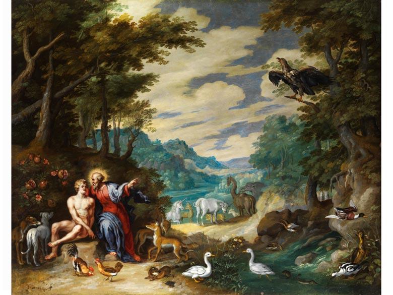 Jan Brueghel, der Jüngere, 1601 Antwerpen - 1678