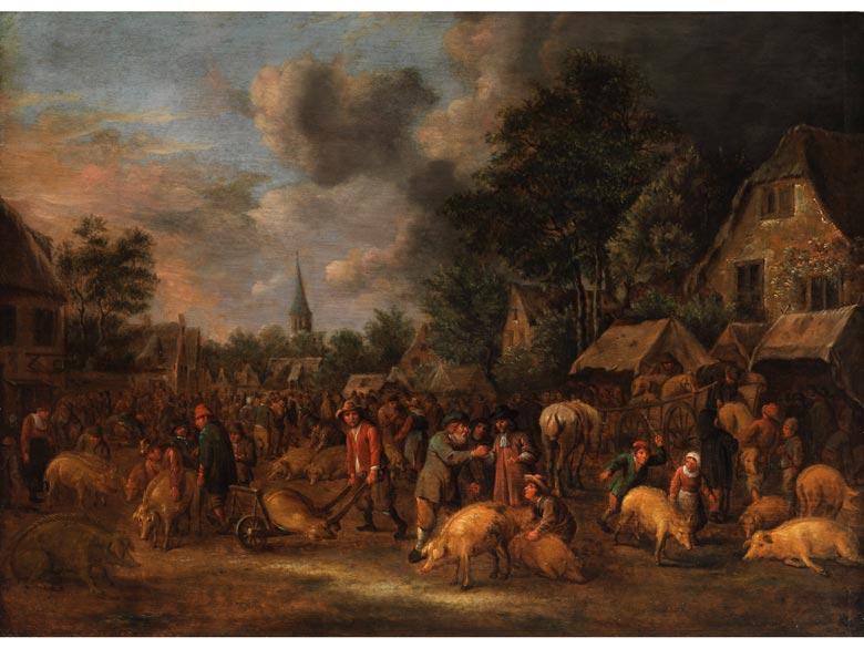 Claes Molenaer, um 1630 - 1676 Haarlem