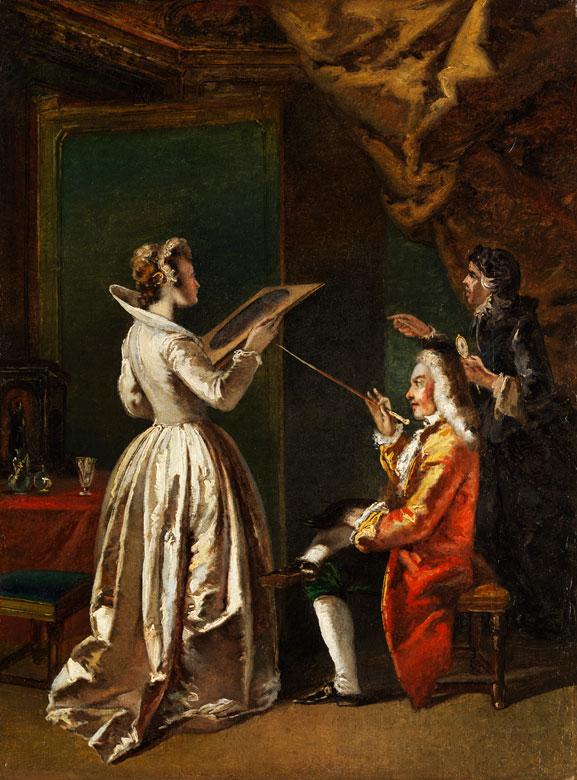 Francesco Salvator Fontebasso, 1709 - 1769 Venedig, zug.
