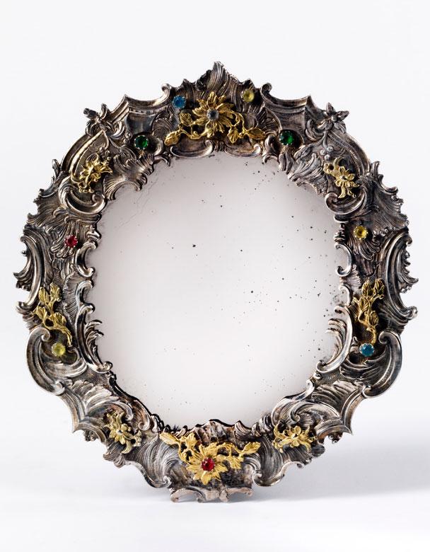 Kleiner Spiegelrahmen
