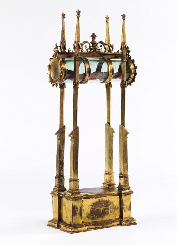 Gotischer Reliquienbehälter