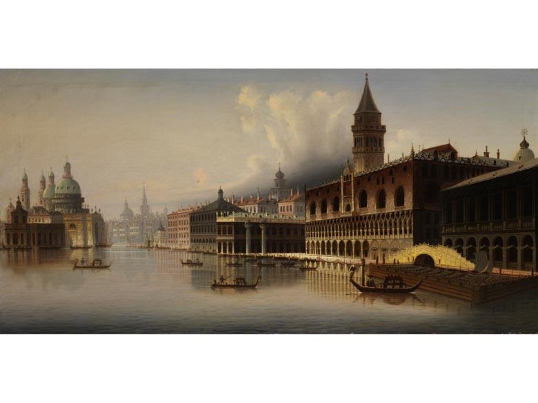 J. W. (F.W.) Jankowsky, 1825 - 1861