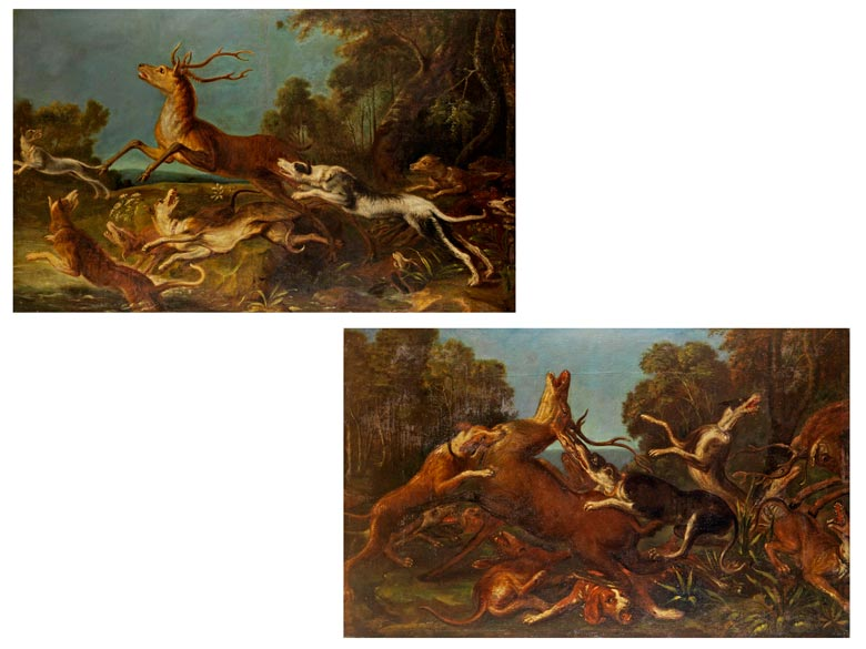Deutscher Maler des 18. Jahrhunderts