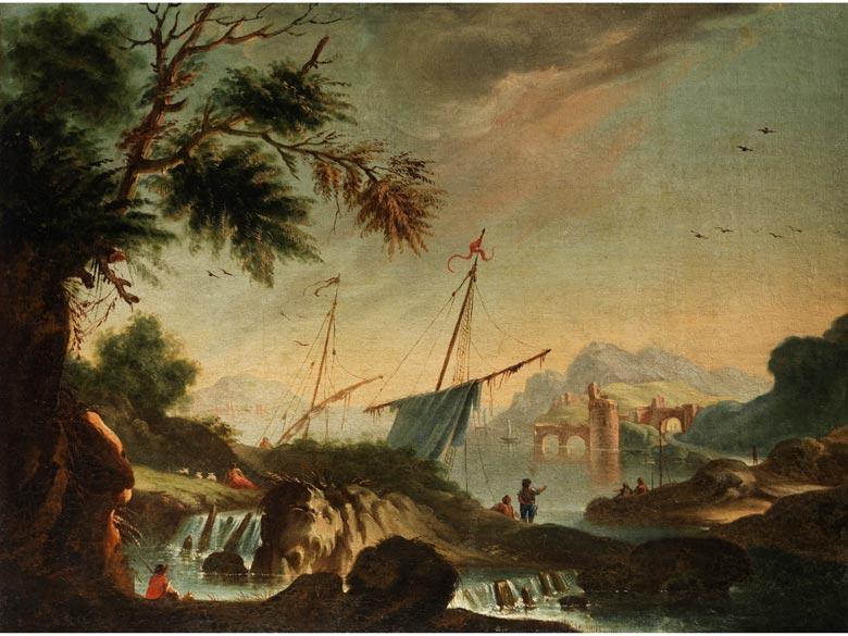 Italienischer Maler des 18. Jahrhunderts in Nachfolge von Vernet