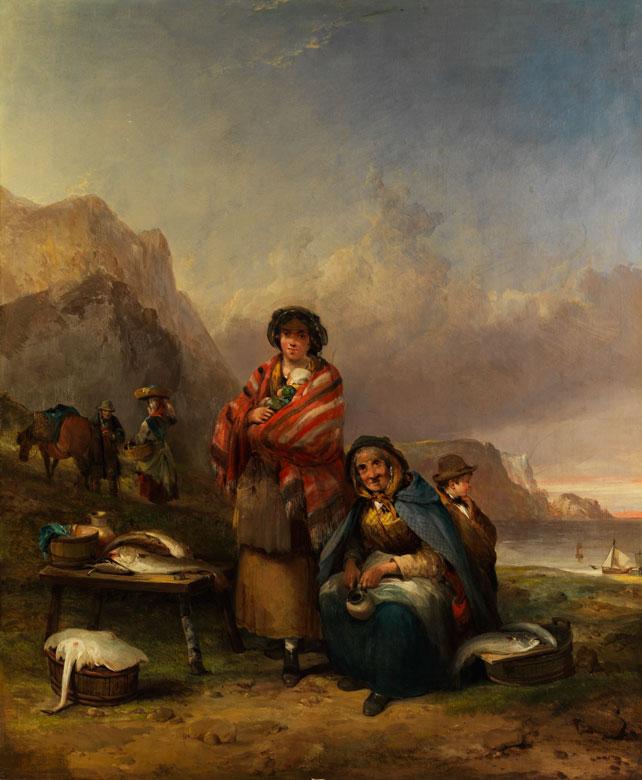 William Shayer, 1787 Southhampton - 1879
