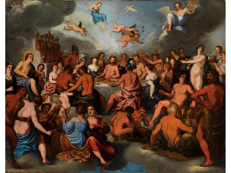 Maler des 17. Jahrhunderts in Stil und Nachfolge des Hans Rottenhammer