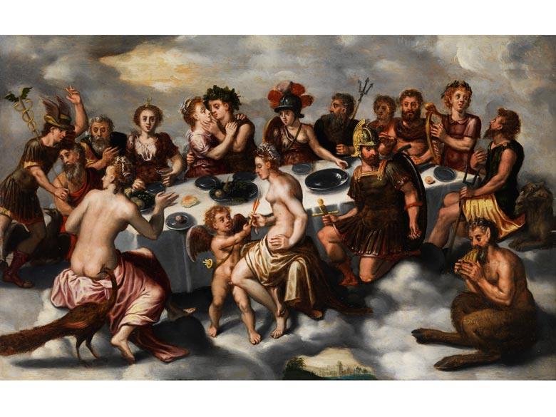 Antwerpener Maler des 17. Jahrhunderts unter Einfluss von Frans Floris, 1516 - 1570