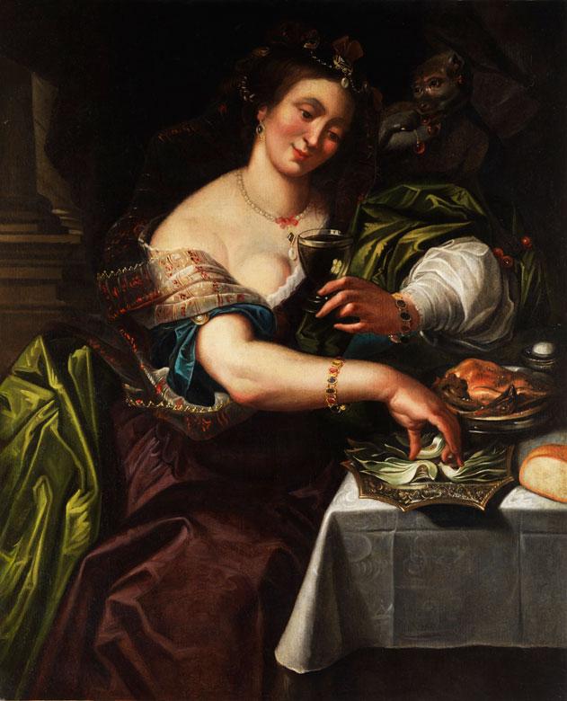 Abraham Janssens, 1575 Antwerpen - 1632 Antwerpen