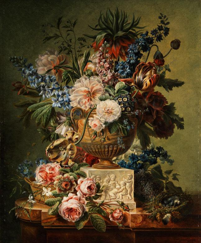Cornelis van Spaendonck, 1756 Tilburg - 1839 Paris, zug.