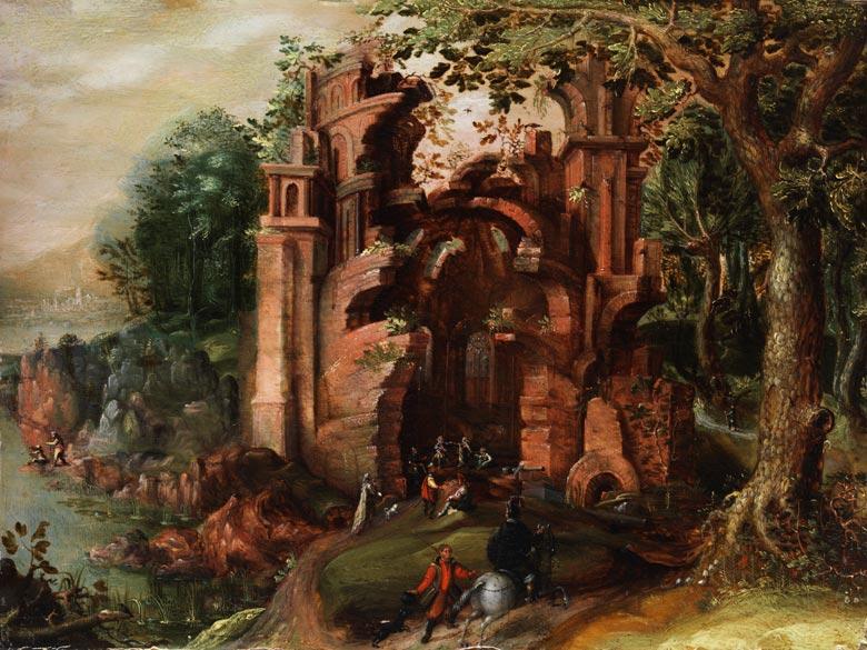 Jacob Grimmer, um 1525 - nach 1590, zug.