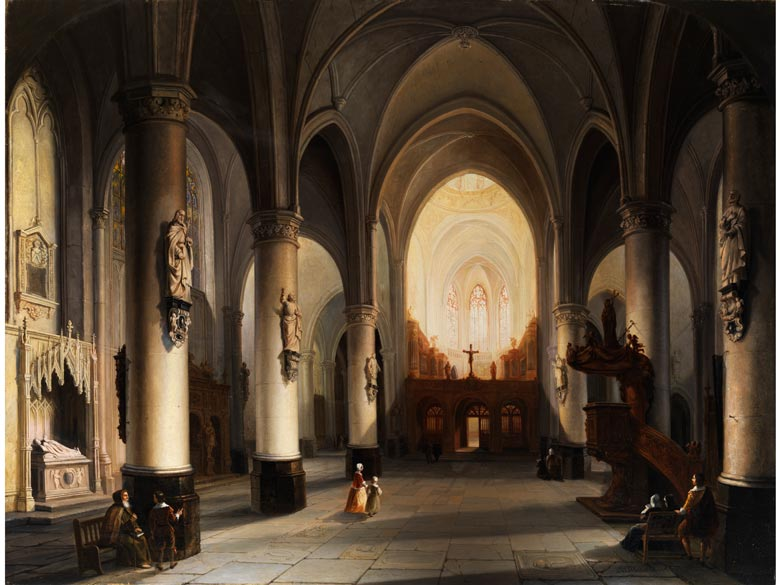 Jean Baptiste Tetar van Elven, 1805 - 1879