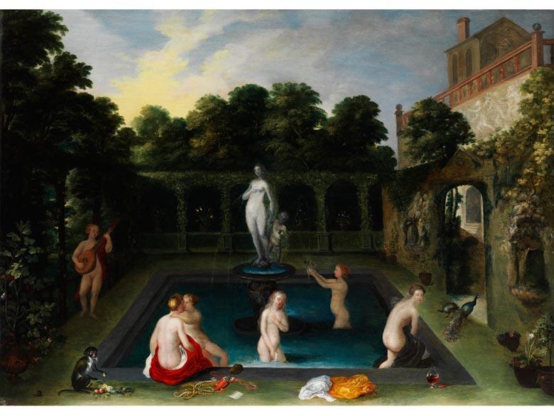 Flämischer Maler des 17. Jahrhunderts, wohl unter Einfluss von Jan Brueghel d. J. und Pieter van Avont