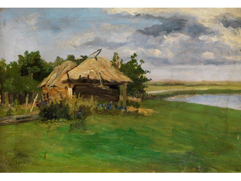 Russischer Maler des frühen 20. Jahrhunderts