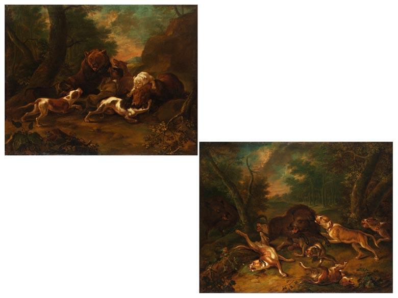 Maler des 18. Jahrhunderts, in der Nachfolge von Ruthardt
