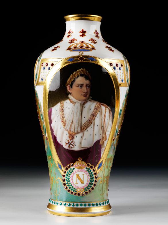 † Napoleon-Vase
