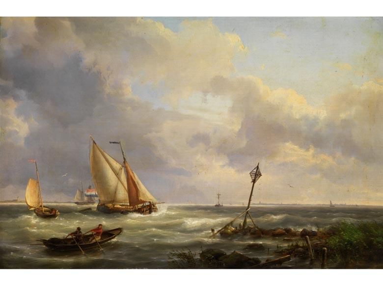 Hermanus Koekkoek d. Ä., 1815 Middelburg - 1882 Haarlem