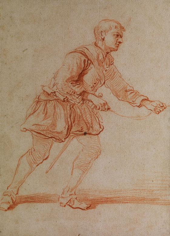 Jean Antoine Watteau, 1684 - 1721