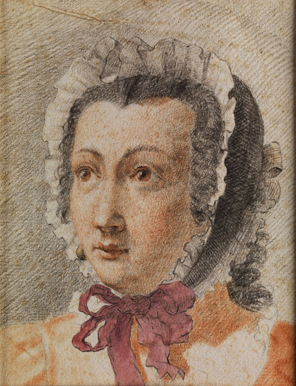 François Hubert Drouais, 1727 - 1775, zug.