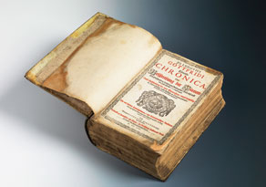 Detail images:  Historische Chronica