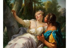 Detail images:  Jean Baptiste Bénard, bis 1789