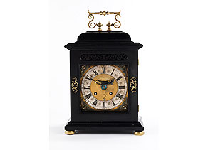 Detail images:  Bracket Clock